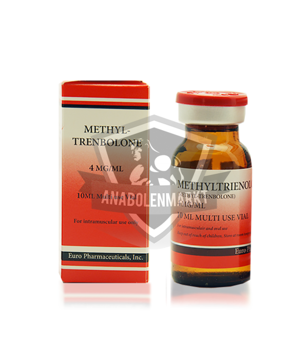 Methyl Trenbolone  Injectie Euro Pharmaceuticals