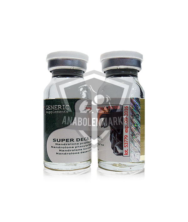 Super-Deca Generic Supplements