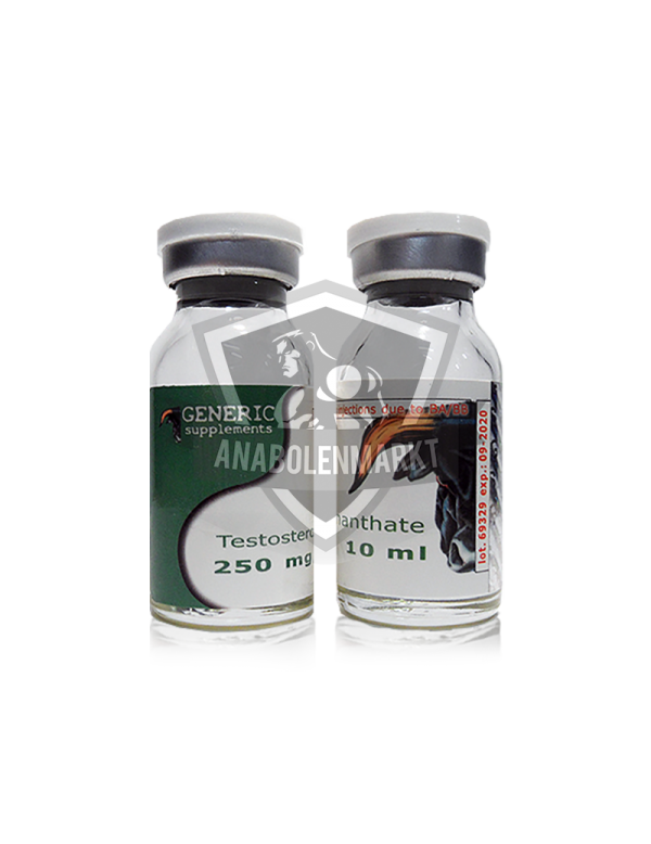 Testosterone Enanthate Generic Supplements