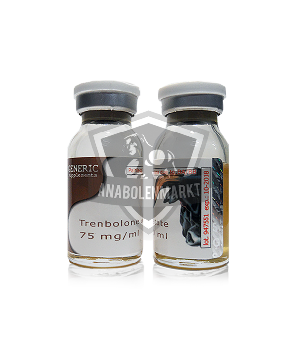 Trenbolone Acetate Generic Supplements