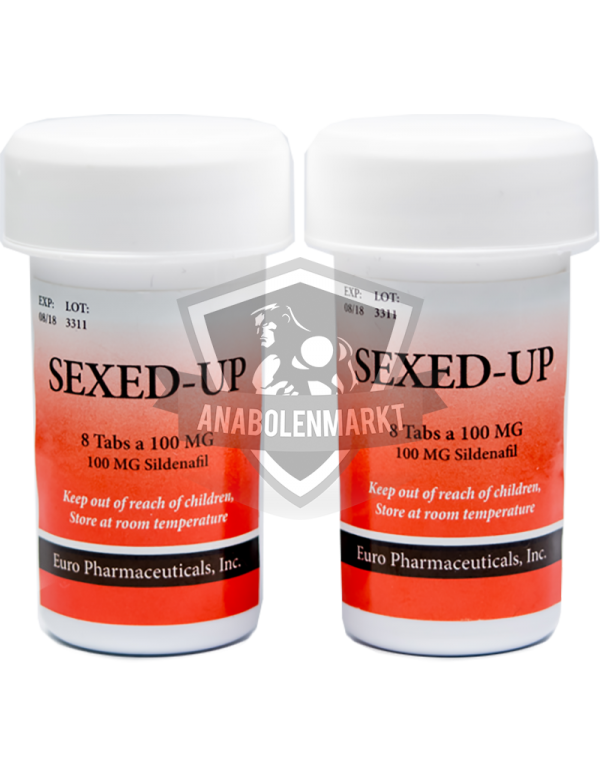 Sexed-up Euro Pharmaceuticals